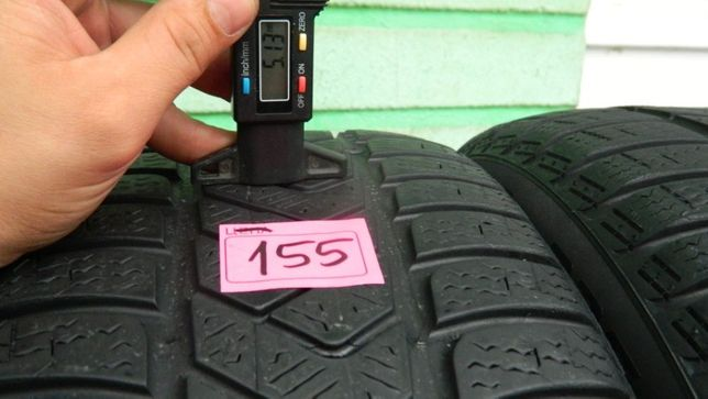 Шини колеса резина R17 225/55 Pirelli Sottozero 2 шт Зима