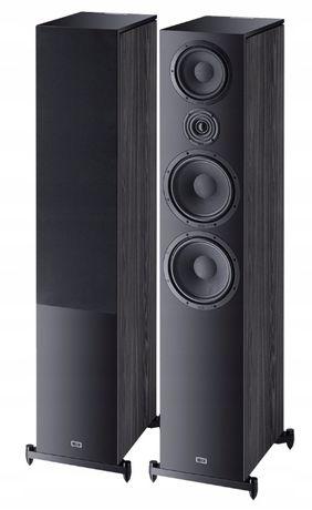 Kolumny podłogowe Heco Aurora 1000 głośniki stereo - czarne
