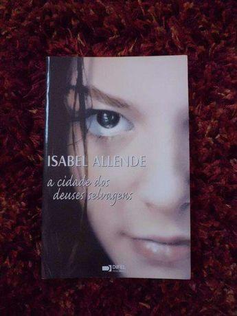 A Cidade dos Deuses Selvagens_Isabel Allende