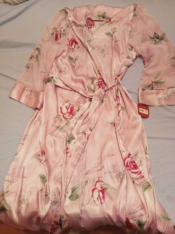 Комплект :халат+ночная рубашка