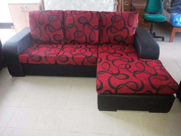 Sofá Redondela c/ 230 cm, novo de fábrica