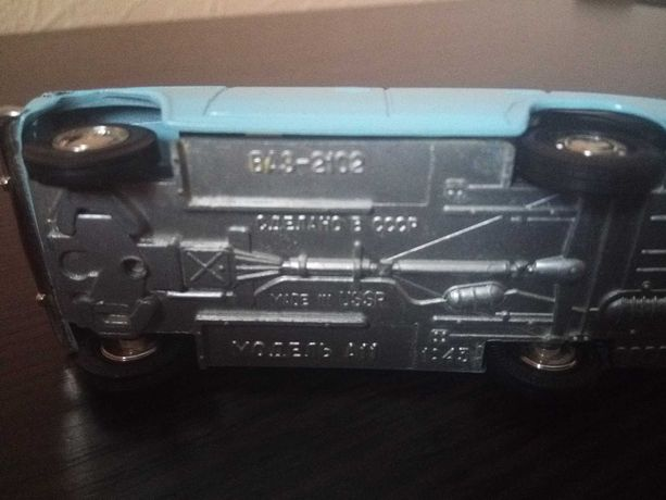 Продам модель ВАЗ 2102 СССР 1:43