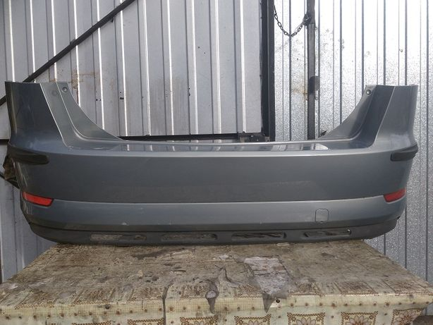 Zderzak tył FORD MONDEO MK4 hatchback szary T6
