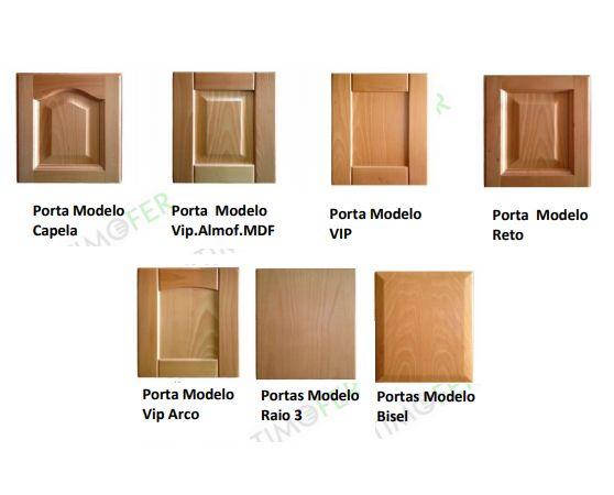 Portas de Cozinha por medida; Balaustres; Orlas; Frentes Gaveta