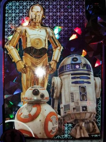 Karty Star Wars The Last Jedi !