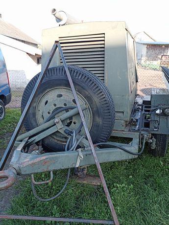 Agregat prądotwórczy PAD-20-3/400P 22kW diesel