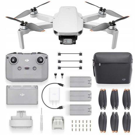 Dron DJI Mini 2 Fly More Combo (Mavic Mini 2) - SKLEP - FV23% -WYSYŁKA