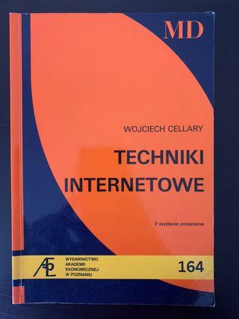 Techniki Internetowe-Wojciech Cellary