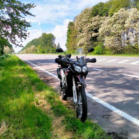 Мотоцикл Лонкин 250