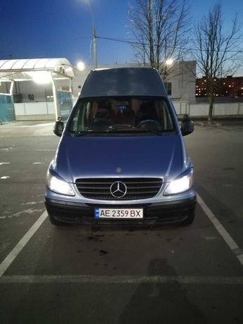 Mercedes-Benz Vito W639 CDI115