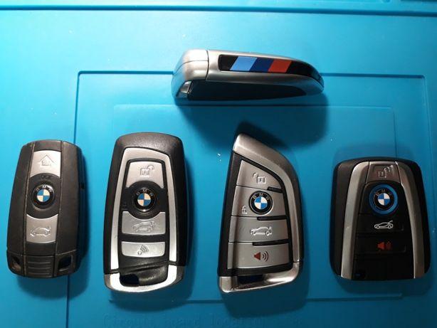 BMW Mini Dorabianie Kodowanie Pilota Kluczy Kluczyków Warszawa