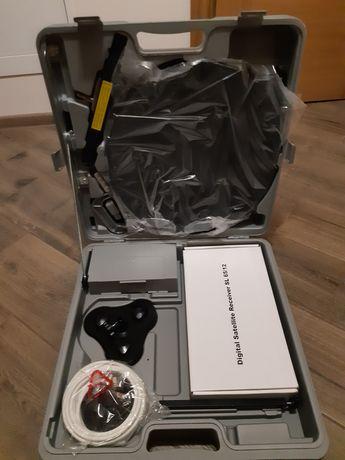 Cyfrowy satelitarny odbiornik kamper silvercrest sl 65/12