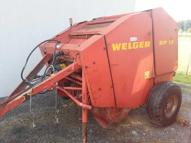 Prasa zwijająca WELGER RP 12 rolujaca claas welger rp12 rp 12