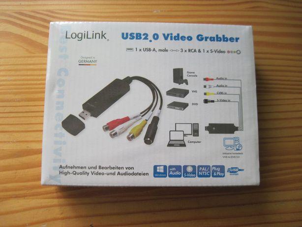 Video grabber Logilink dvd vhs recorder