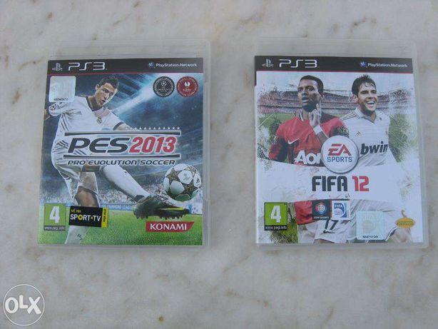 Jogos PS3 - PES 2013