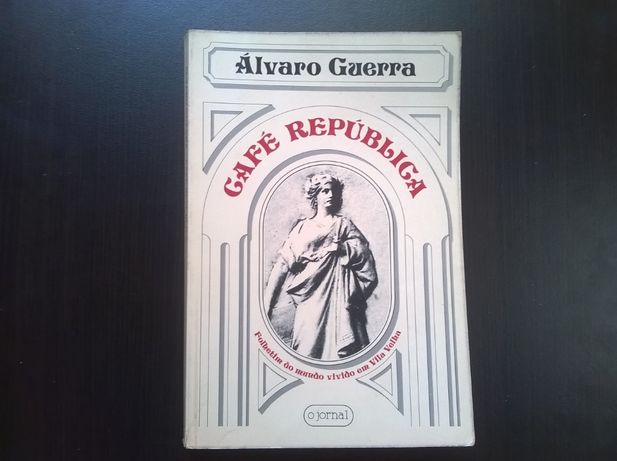 Café República (autografado) - Álvaro Guerra