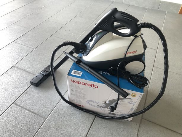 Limpeza a Vapor - Vaporetto Smart 30_S