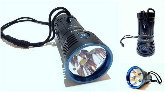 Latarki OLIGHT X7R  Marauder 12000 lumenów