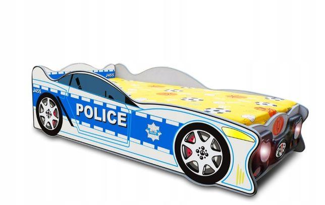 Łóżeczko dziecięce policja
