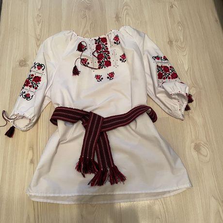 Вишита сорочка вишиванка