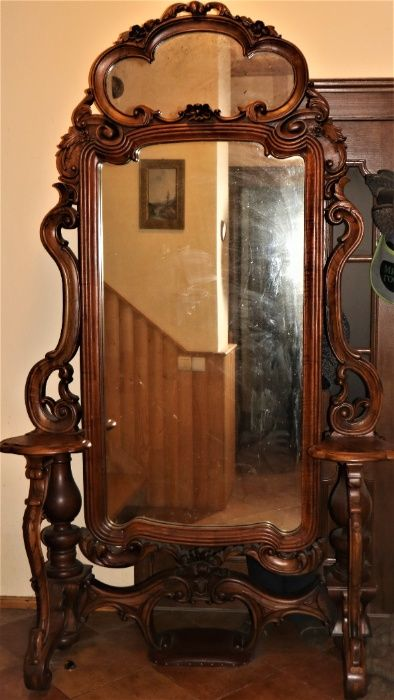 Антикварное зеркало-псише Горенка - изображение 1