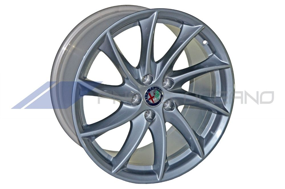 "Conjunto 4 Jantes 18"" 5x110 Alfa Romeo Giulia (CJ971)"