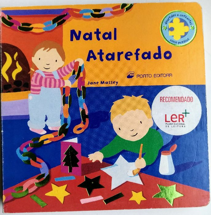 Natal Atarefado (de Jane Massey) - Porto Editora