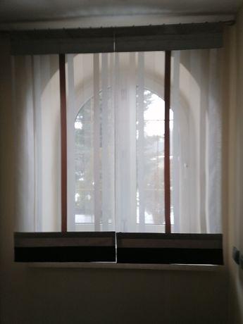 Ekrany do okna - z etaminy 176x150
