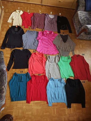 Женские водолазка, свитер, кофта, гольф, реглан S-L размер дешево