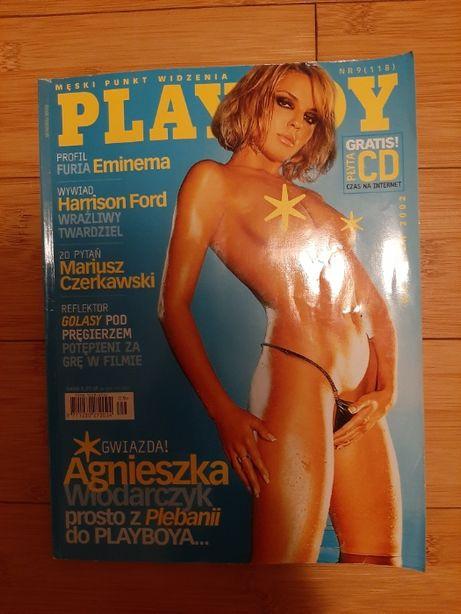 Playboy nr.9 (118), wrzesień 2002