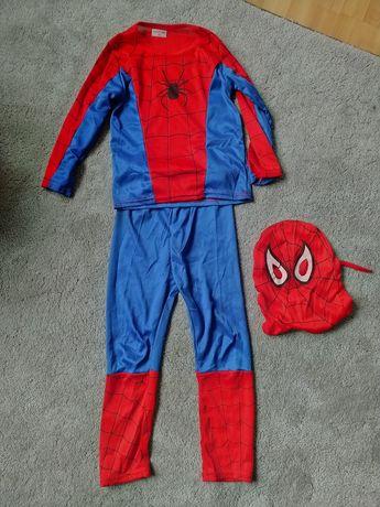 Strój karnawałowy Spiderman