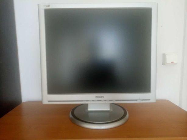 Monitor+klawiatura