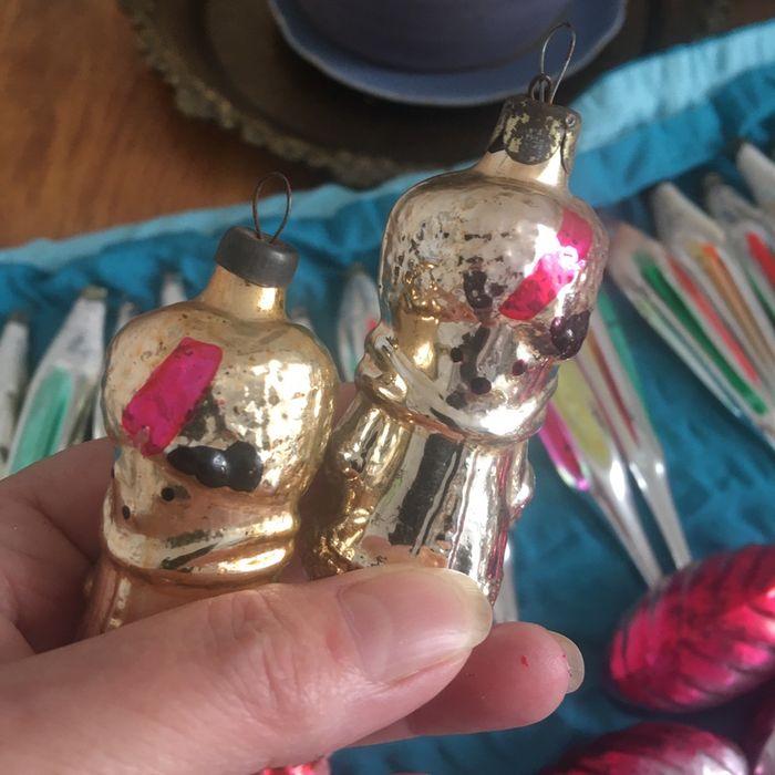 Елочные игрушки50 годов Винники - изображение 1