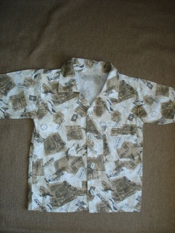 Сорочка (рубашка, шведка) на мальчика