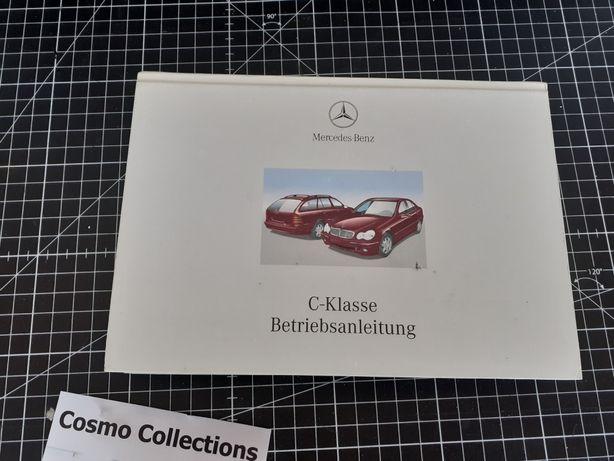 Mercedes-Benz C-Klasse Betriebsanleitung livro de instruções