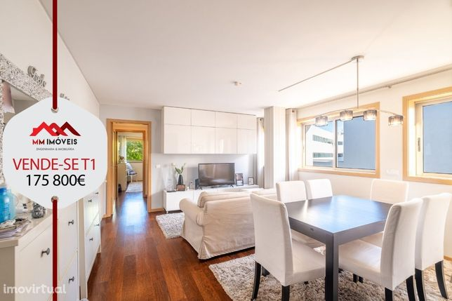 Apartamento T1 | Paranhos | Mobilado | 2frentes | Lug Garagem