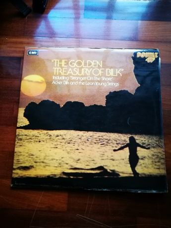 Acker Bilk - The Golden Treasury Of Acker Bilk (2 X Lp)