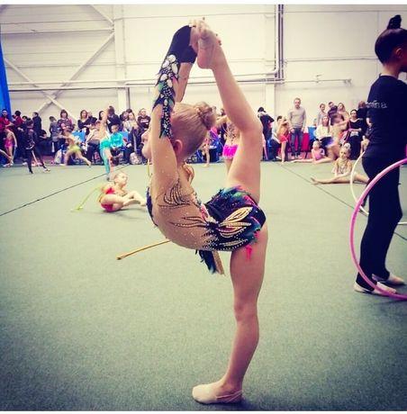 Купальник для гимнастики