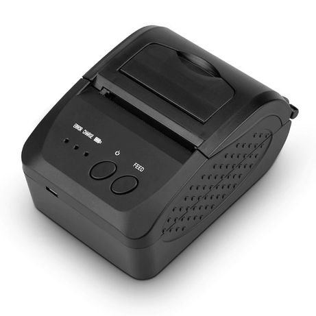 Impressora térmica para Recibos (USB+Bluetooth), Compatível QRCode