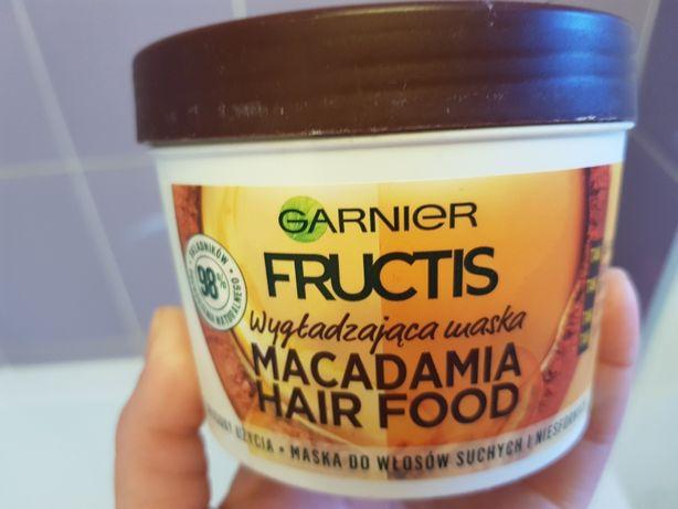Fructis Macadamia Hair Food maska odżywka
