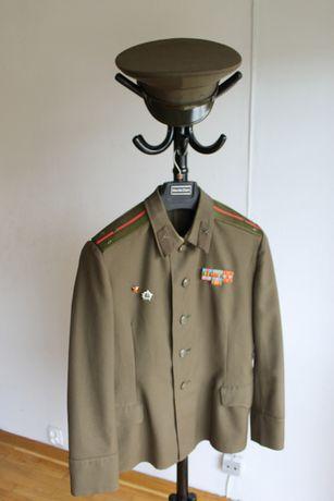 Mundur polowy starszego porucznika ZSRR radziecki sowiecki