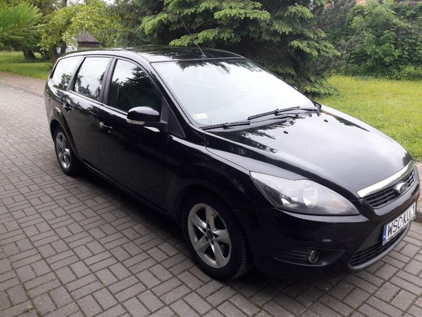 Ford Focus 1.8 Tdci 2008 .lift