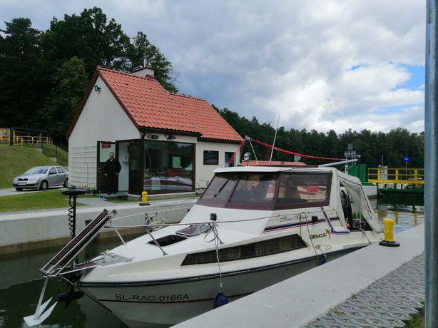 Wynajem/czarter jacht motorowodny Orca 650 - bez patentu- Mazury 2021