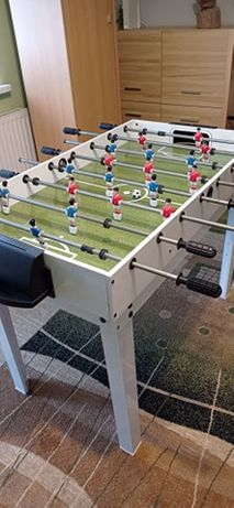 Stół do gry 4w 1; Piłkarzyki/ Bilard/ Tenis stołowy/Cybergaj