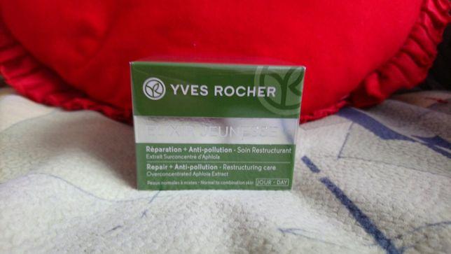 Крем для лица Elixir Jeunesse от Yves Rocher (Ив Роше)