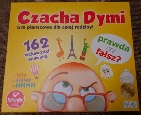 Czacha Dymi gra planszowa dla całej rodziny