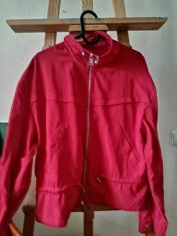 Casaco vermelho (novo)