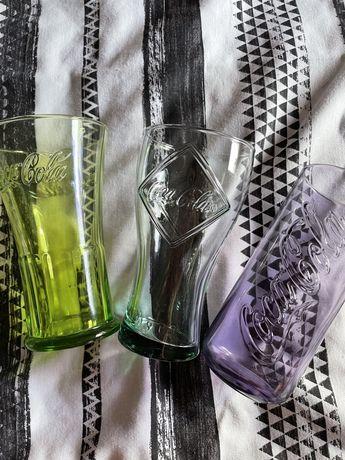 copos da coca cola