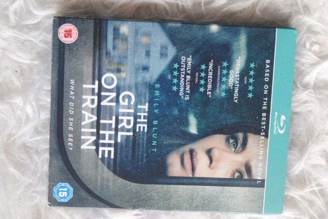 The Girl On The Train*Blu Ray