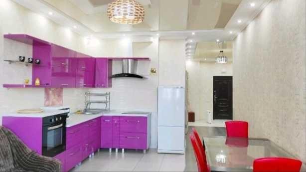 просторная 2-комнатная квартира в Приморском районе